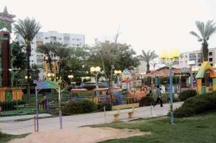 ملاهي درة المدينة Durrat Al Madina Park
