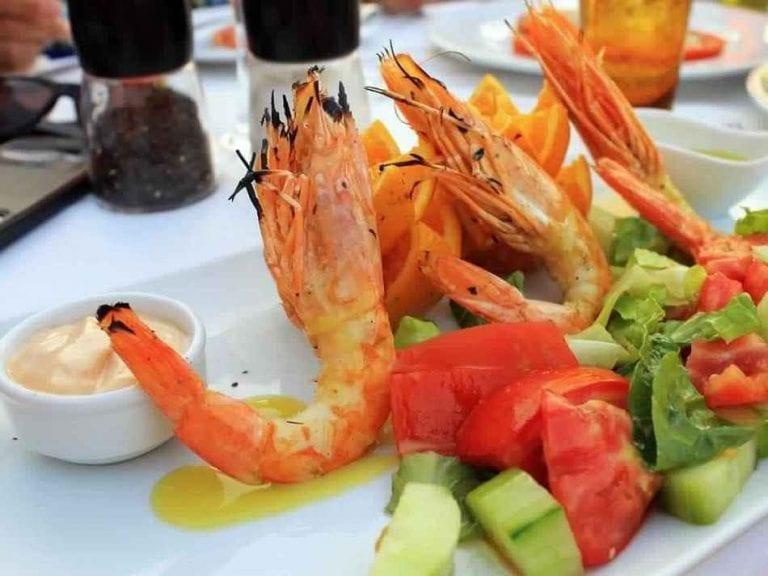 الطعام في اليونان - نصائح السفر إلى اليونان