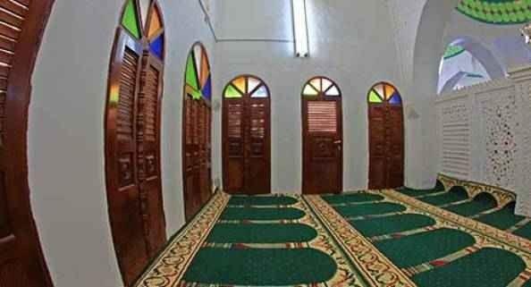 مسجد النجدي في فرسان