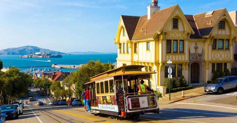 اماكن سياحية للاطفال في سان فرانسيسكو ..