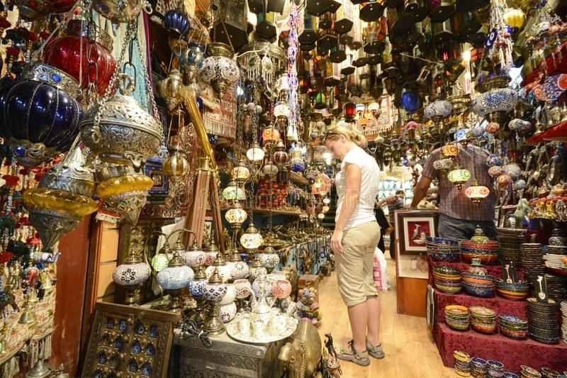 الاسواق الشعبية في سلطنة عمان