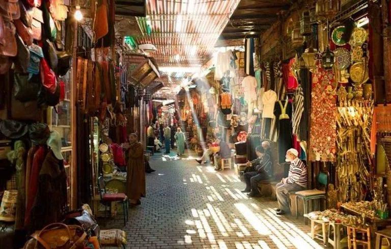 """- سوق """" الترك"""" .."""