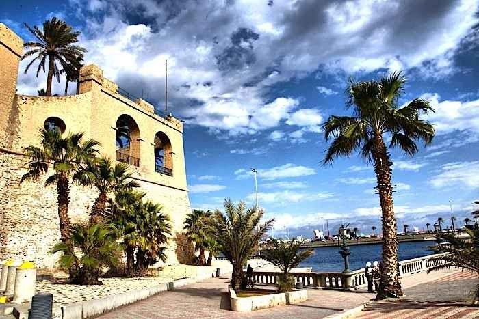اماكن سياحية في طرابلس ليبيا