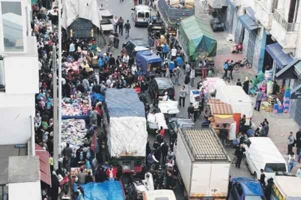 الاسواق الرخيصة في الدار البيضاء