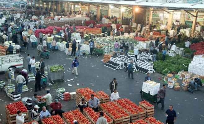 - السوق المركزي..