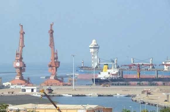 ميناء جازان