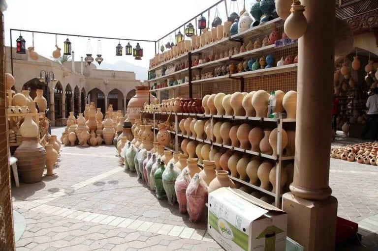 - سوق نزوى..