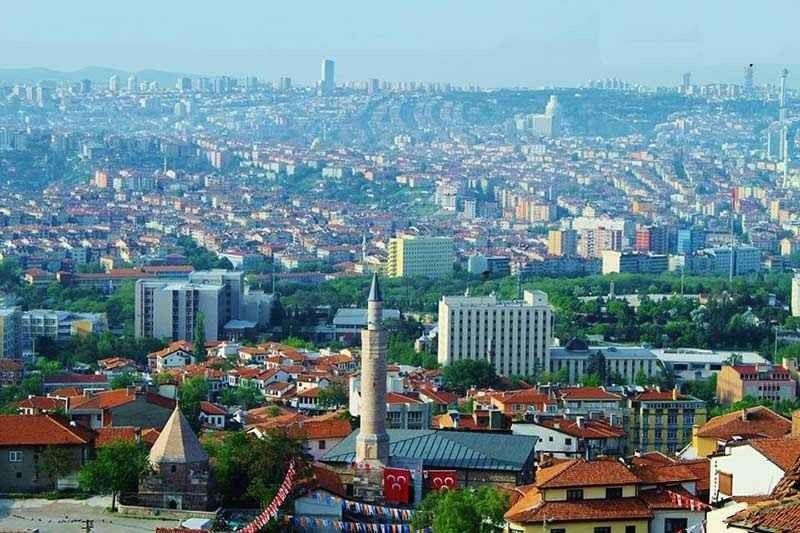 الأسواق الرخيصة في أنقرة