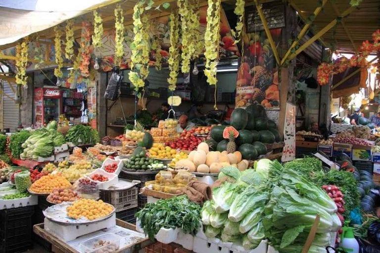 سوق السكر - الأسواق الرخيصة في عمان الأردن