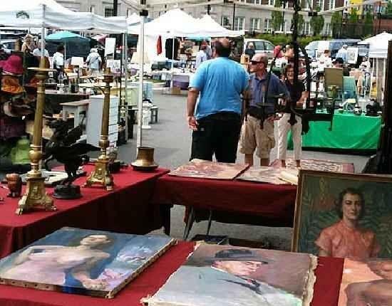 سوق البرغوث Georgetown Flea Market