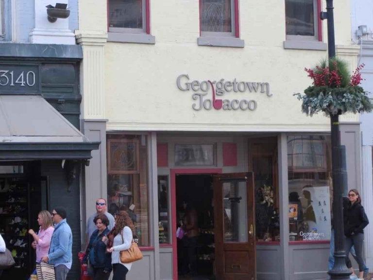 جورج تاون التبغ Georgetown Tobacco