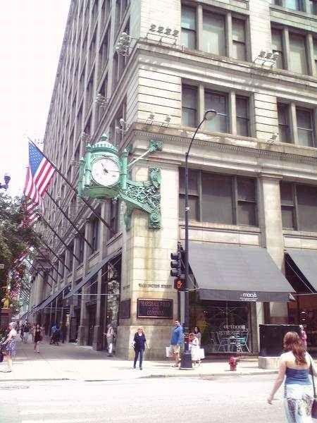 شارع الدولة - شيكاغو Macy's on State Street