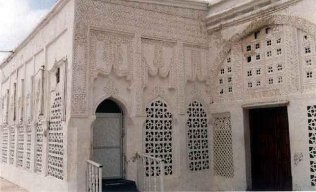 قصر النجدي في منطقة فرسان