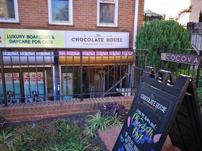 بيت الشوكولاتة - The Chocolate House