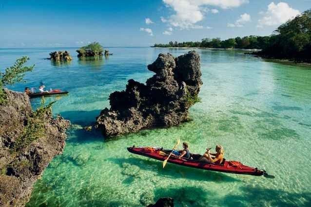 """"""" جزيرة بيمبا """" .. الاماكن السياحية في تنزانيا .."""