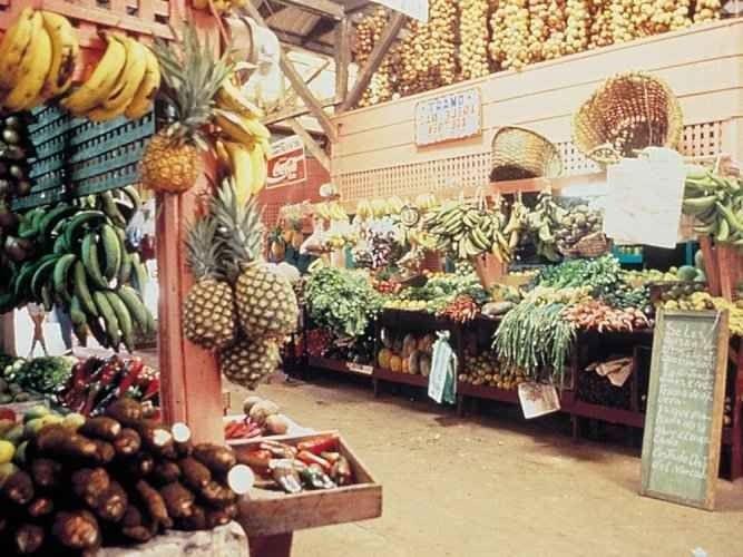 """ سوق سان خوسيه المركز San Jose Central Market "" .."