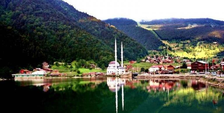 - بحيرة أوزنجول...