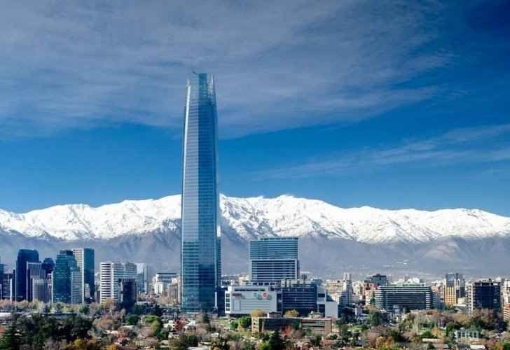 - لا يفوتك زيارة أبراج Gran Torre ..واحدة من افضل اماكن السياحة في تشيلى ..