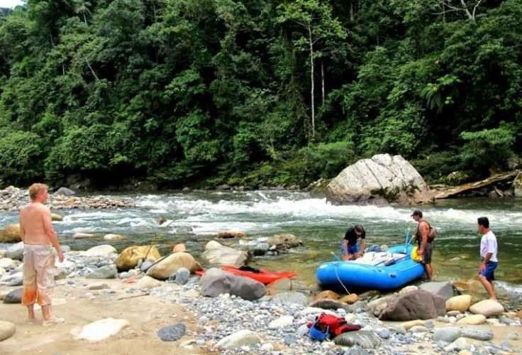 """الاماكن السياحية في الاكوادور .. """" تينا Tena """" .."""