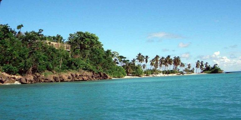 """- """"خليج سامانا""""..واحدا من أهم اماكن السياحة في الدومينيكان.."""
