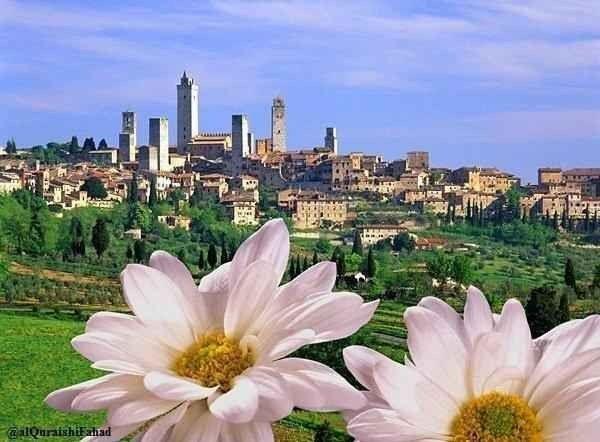 قرية سان جيمنيانو San Gimignano