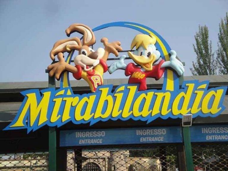 """- ملاهى """"ميرابيلانديا"""" ..الأكبر والأشهر فى إيطاليا .."""