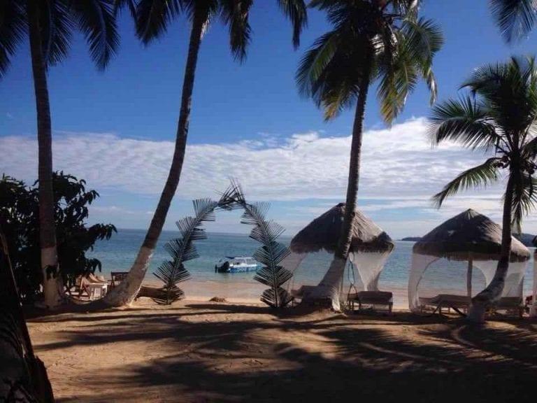 """- جزيرة """"نوسى بى""""..واحدة من اجمل اماكن السياحة في مدغشقر.."""