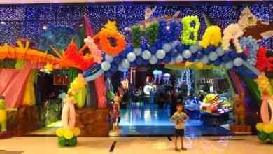 الاماكن السياحية للاطفال في مسقط