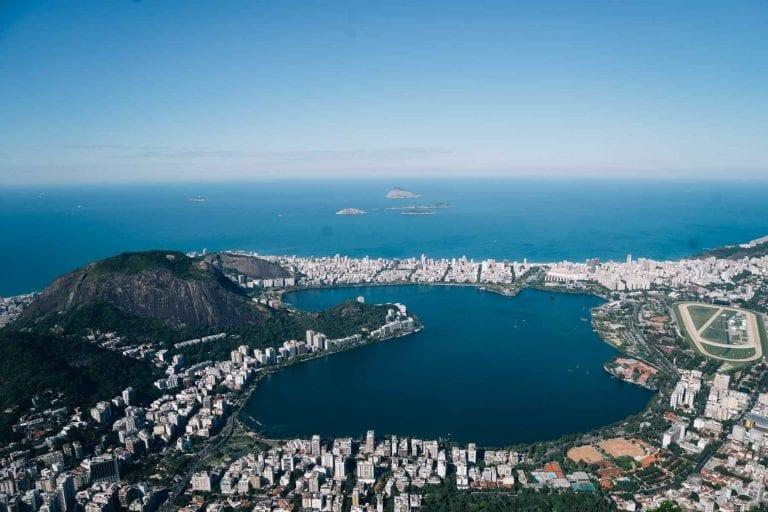 """Lagoa Neighborhood"""" –"""" ..واحدة من أجمل الاماكن السياحية في ريو دى جانيرو.."""