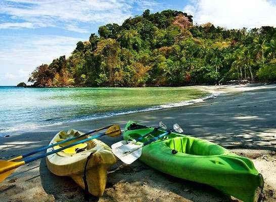"""الاماكن السياحية في كوستاريكا .. """"بلدة مانويل أنطونيو Manuel Antonio """" .."""