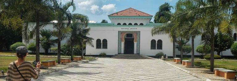 """"""" المتحف الوطنى"""" .. الاماكن السياحية في تنزانيا .."""
