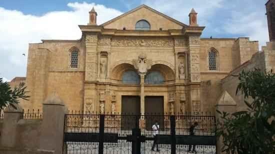 "- كاتدرائية ""دي نوسترا سينورا"" Cathedral of ""De Nostra Senora"".."