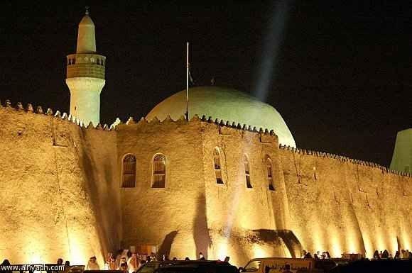 قصر إبراهيم الأثري - الأحساء