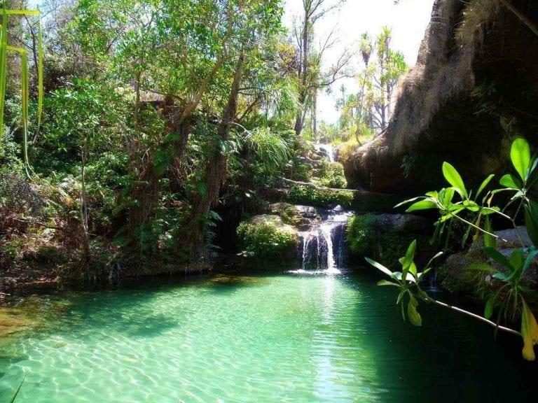 """- """"ايسالو بارك"""" ..واحدة من افضل اماكن السياحة في مدغشقر.."""