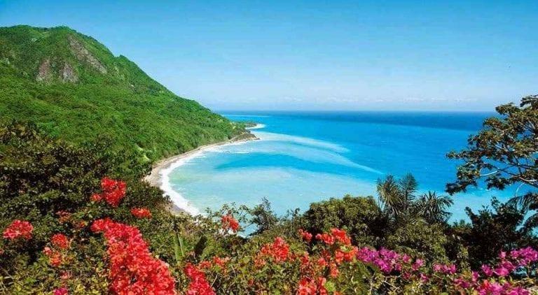 """- لا يفوتك زيارة """"الحديقة الوطنية """" ...واحدة من أجمل الاماكن السياحية في الدومينيكان.."""