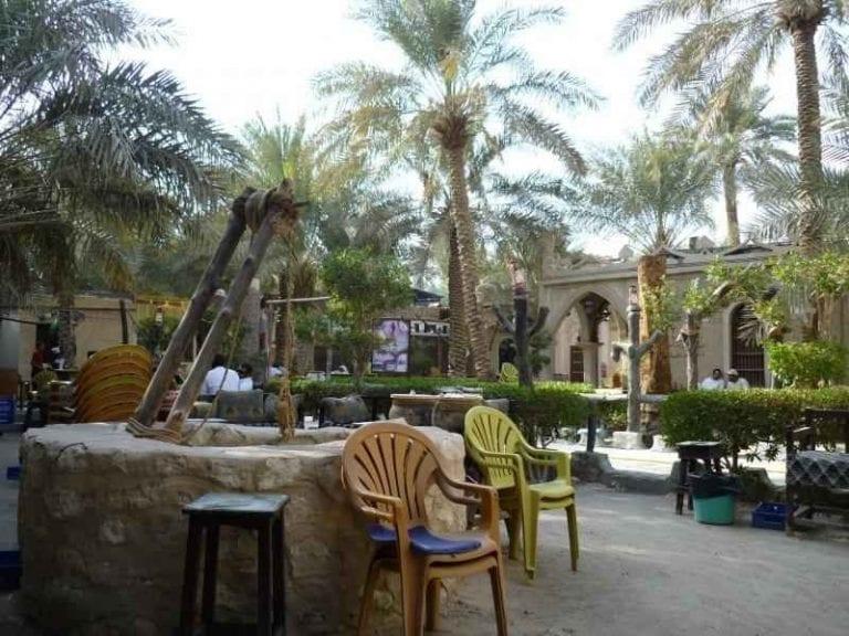 مقهى السيد التُراثي - منطقة الأحساء