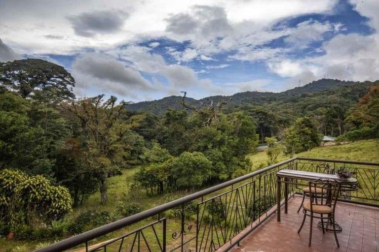 """"""" الجبل الأخضر green Mountain """" .. اهم معالم السياحة في كوستاريكا .."""