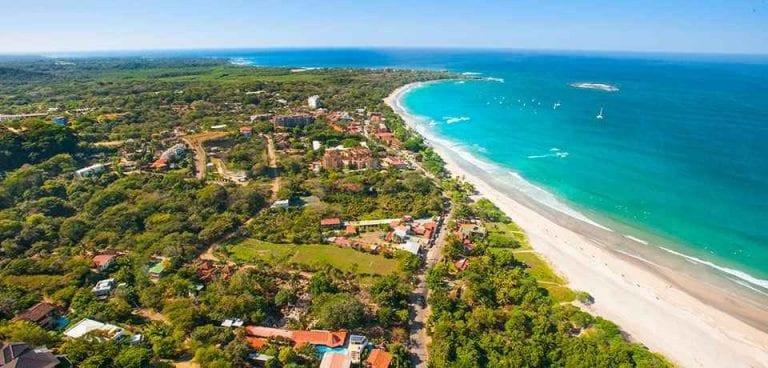 """الاماكن السياحية في كوستاريكا .. """" بلدة تاماريندو Tamarindo """" .."""