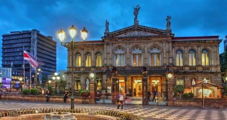 """الاماكن السياحية في كوستاريكا .."""" سان خوسيه San Jose """" .."""