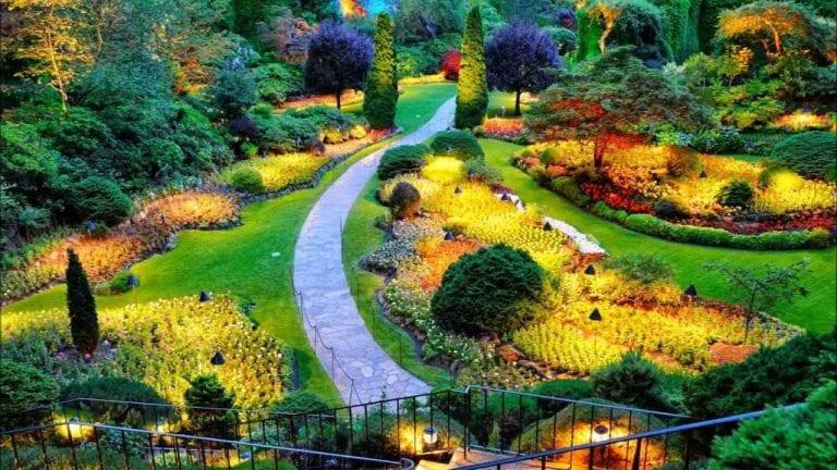 """"""" الحديقة النباتية الملكية """" .."""