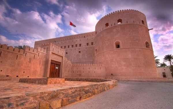 """"""" حصن الحزمAl Hazm Fort """" .. اهم معالم السياحة في جنوب الباطنة .."""
