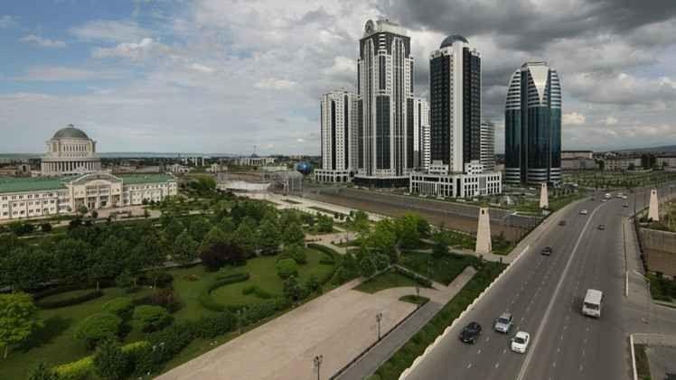 """"""" العاصمة غروزنى Grozny """" .. افضل اماكن السياحة في الشيشان .."""