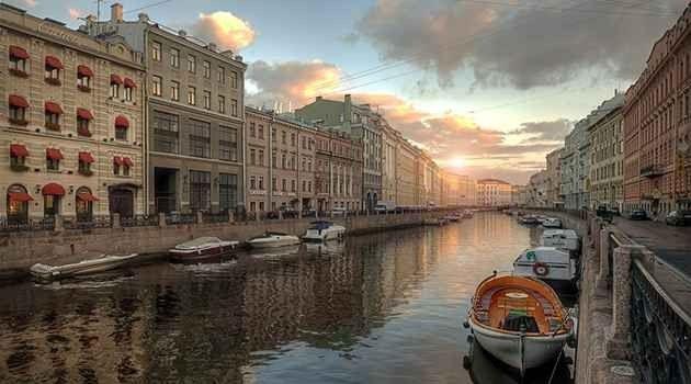 السياحة في سانت بطرسبرغ