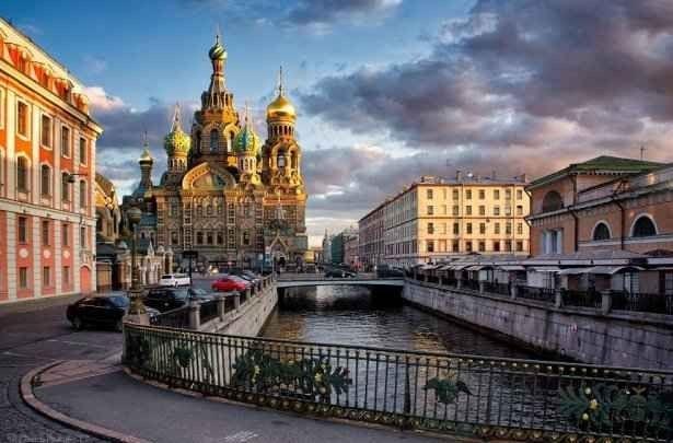 السفر الى بطرسبرغ .. إليك درجات الحرارة وأفضل أوقات الزيارة فى بطرسبرغ ..