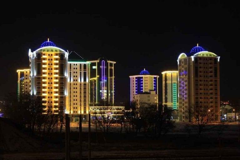 """"""" مدينة غودرميس Gudermes """" .. افضل اماكن السياحة في الشيشان .."""