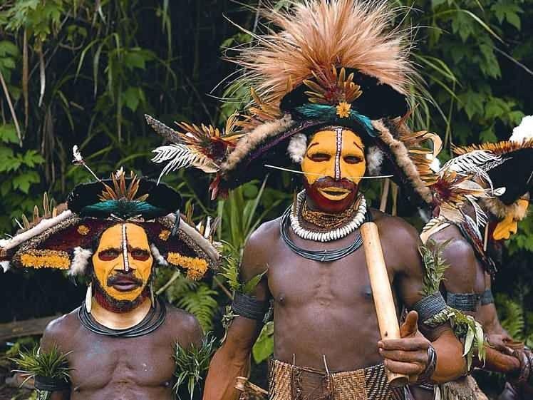 """"""" منطقة تارى Tarry area in Papua New Guinea """" .. افضل اماكن السياحة في بابوا غينيا الجديدة .."""