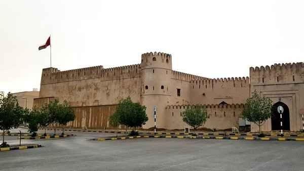 """"""" حصن عبرىIbri Castle """" ..اهم معالم السياحة في الظاهرة .."""