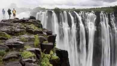السياحة في زامبيا