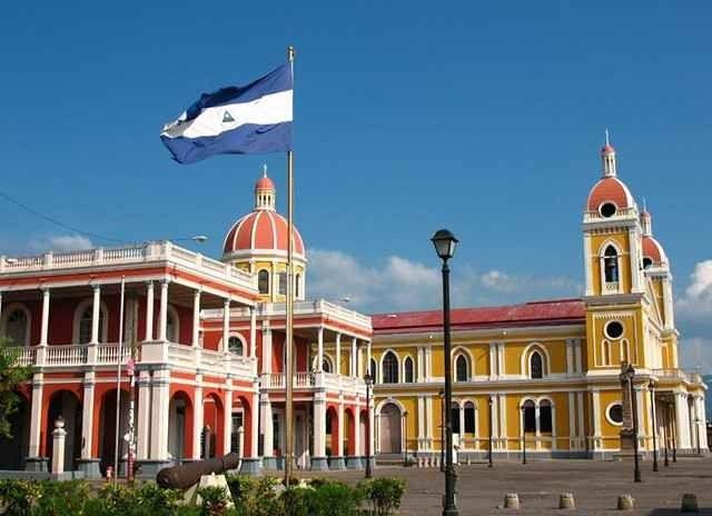 """- لا تفوتك زيارة """"غرناطة """"Granada..واحدة من أجمل الاماكن السياحية في نيكاراجوا.."""