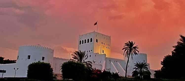 """"""" قلعة صحار Sohar Castle """" ..افضل معالم السياحة في شمال الباطنة .."""